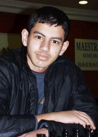 Ahmed Adly (Linares, 2003)