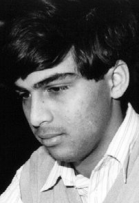 Viswanathan Anand (Cannes, 1989)