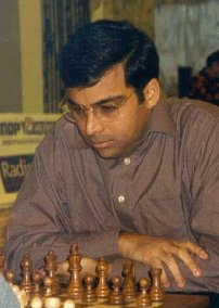 Viswanathan Anand (Moscow, 2001)