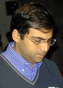 Viswanathan Anand (Cap D´Adge, 2003)