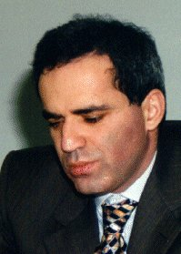 Garry Kasparov (Hamburg, 1997)