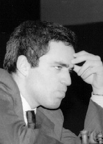 Garry Kasparov (Paris, 1990)