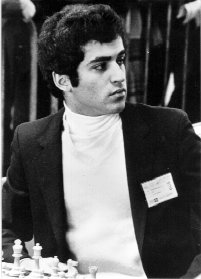 Garry Kasparov (London, 1983)