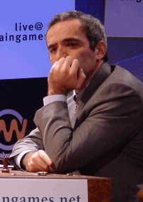 Garry Kasparov (London, 2000)