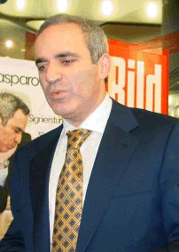 Garry Kasparov (Berlin, 2006)