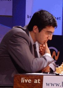 Vladimir Kramnik (London, 2000)
