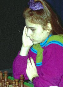 Judit Polgar (Hastings, 1992)