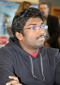 Baskaran Adhiban (2014)