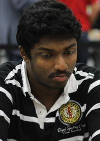 Baskaran Adhiban (Troms�, 2014)