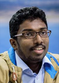 Baskaran Adhiban (2016)