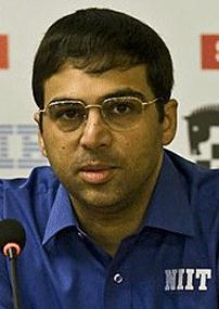 Viswanathan Anand (London, 2010)