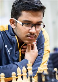 Kalyan Arjun (Isle of Man, 2018)