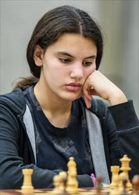 sila caglar player profile chessbase