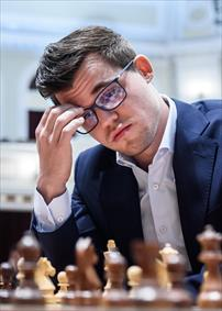 Magnus Carlsen (Isle of Man, 2017)