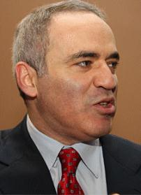 Garry Kasparov (London, 2010)