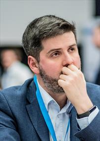 Peter Svidler (Berlin, 2019)