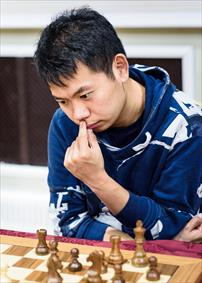 Hao Wang (Isle of Man, 2018)